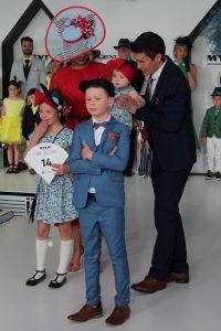 Stakes Day - Family - FOFT 2018 Flemington - Millinery (1)