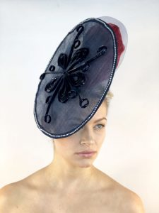 Hattember Millinery Competition Racwear Carol Birch