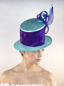 Hattember Millinery Competition Racwear Emma Files