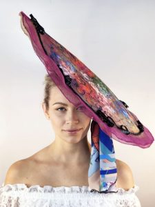 Hattember Millinery Competition Racwear Georgie Hockey