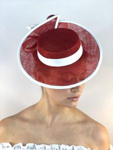 Hattember Millinery Competition Racwear Holly Barker
