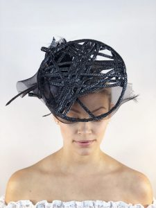 Hattember Millinery Competition Racwear Nita Byrne