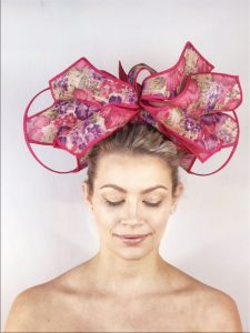 Hattember Millinery Competition Racwear Sandy Aslett