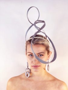 Hattember Millinery Competition Wearable Art Angie Jackman 2nd Wearable Art