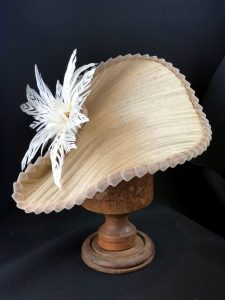 Hattember Millinery Competition Wearable Art Anna Maria Roche