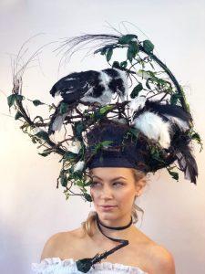Hattember Millinery Competition Wearable Art Beverley Liddy