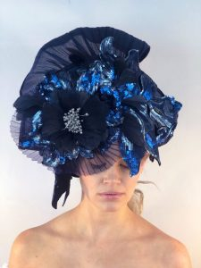 Hattember Millinery Competition Wearable Art Haidee Neill