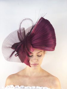 Hattember Millinery Competition Wearable Art Nita Byrne