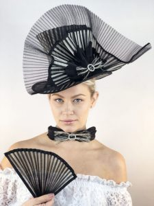 Hattember Millinery Competition Wearable Art Possum Ball Millinery