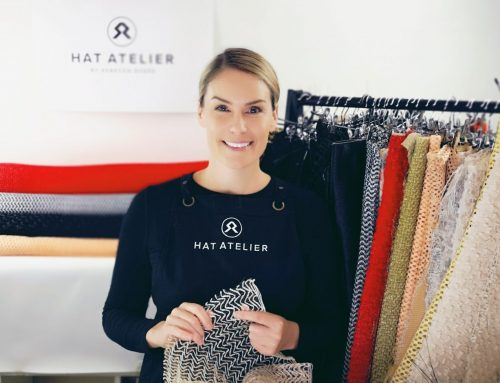 Hat Atelier with Rebecca Share