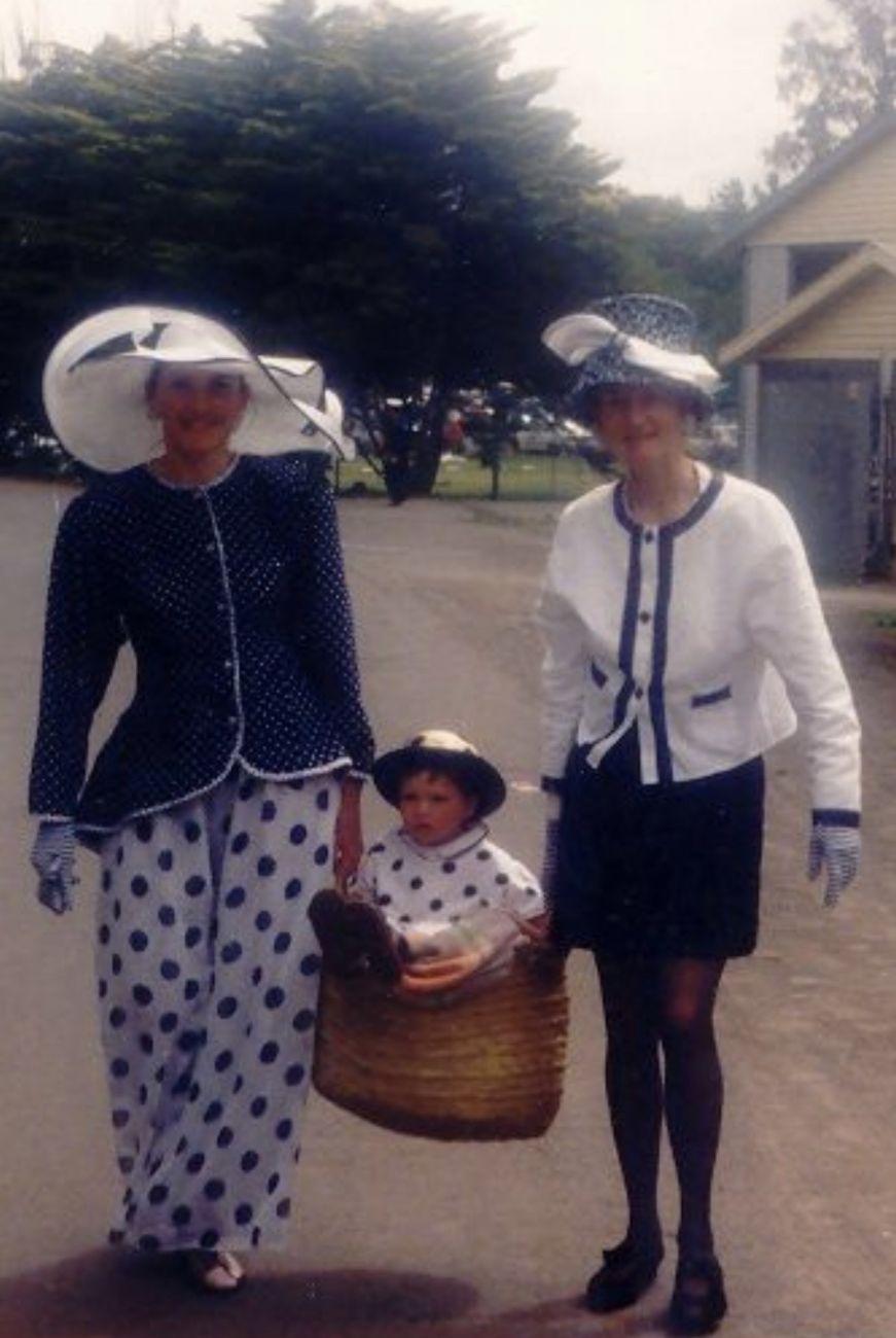 Derby Day 1990s