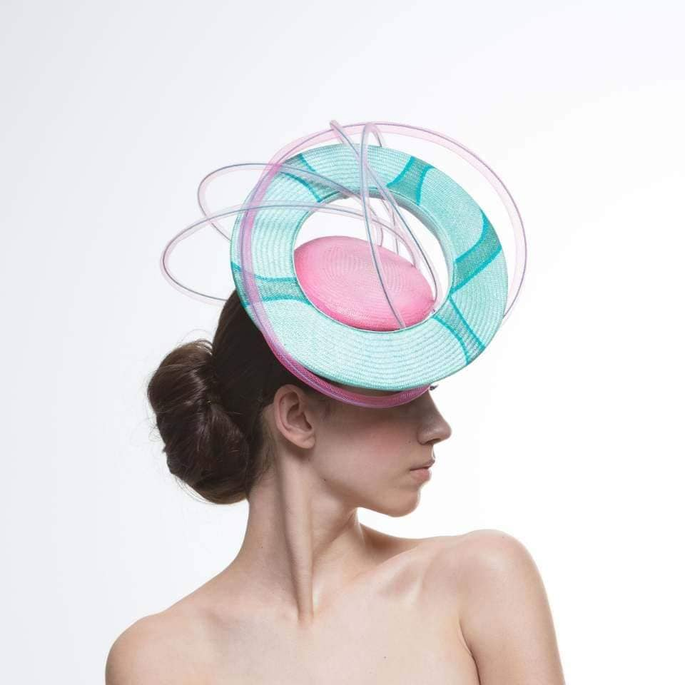 MAA Design Award Entry - Entwined - Laura Dunnington - Contempromental - Millinery.Info
